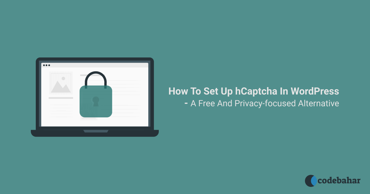 How To Set Up hCaptcha In WordPress